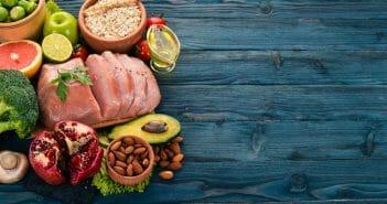 Menu type de prise de masse : 6 repas par jour