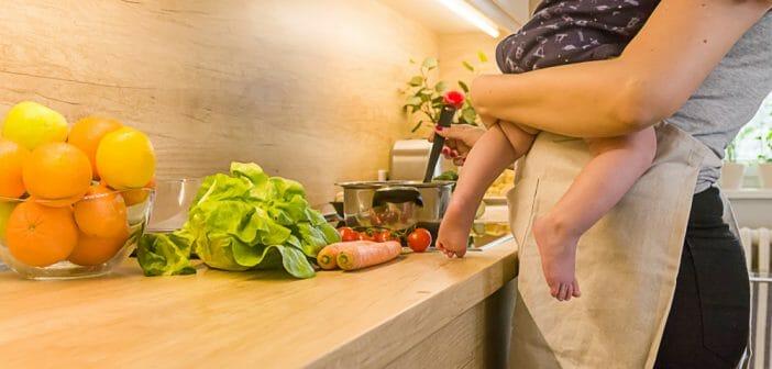 Menu Weight Watchers pour l'allaitement