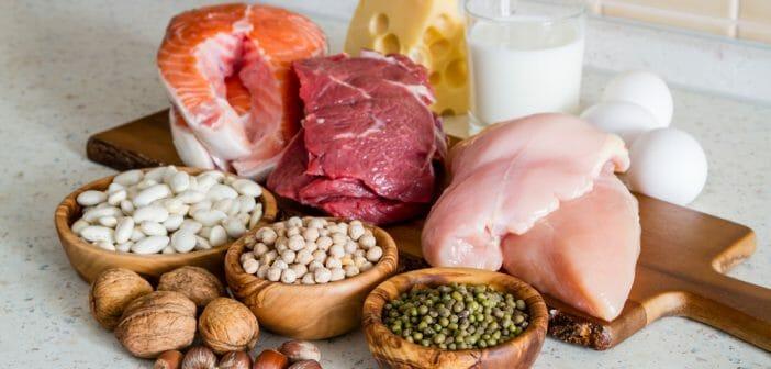 Perdre 15 kg avec le régime protéiné