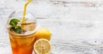 Quel est le thé glacé le moins calorique