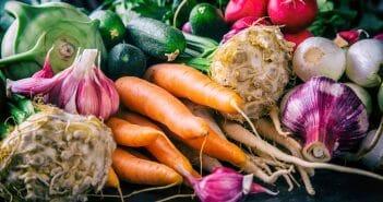 Quels légumes manger pendant la prise de masse