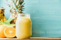smoothie-brule-graisses-orange-citron-pour-maigrir