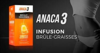 Anaca3 infusion brûle-graisses : Tout savoir