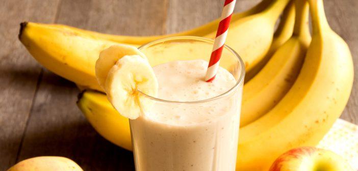 banane shake recette perte de poids