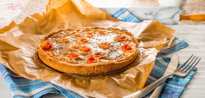 Recette De Tarte Thon Et Tomate Allegee Le Blog Anaca3 Com
