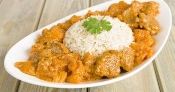 Recette africaine de poulet au beurre de cacahuète