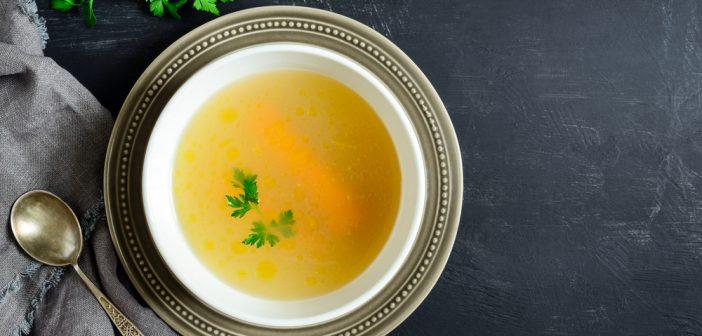 bouillon de legumes maigrir