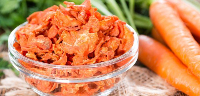 Recette de chips de carottes au four all g le blog - Chips fait maison au four ...