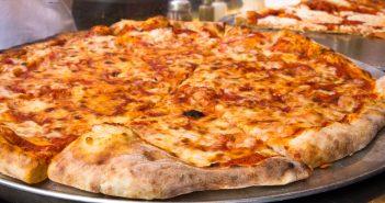 Recette de pizza new yorkaise