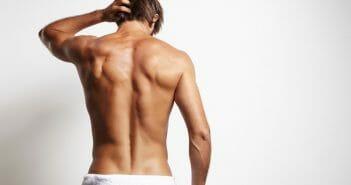 Comment maigrir du dos pour un homme
