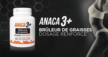 Tout sur la nouveauté : Anaca3+ brûleur de graisses